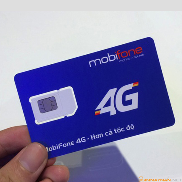 Sim 4G Fast Connect Mobifone